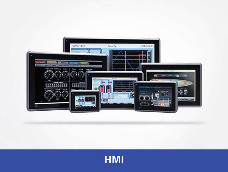 hmi display touch screen