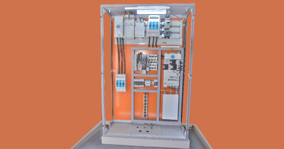 PLC Automation Systems Manufacturer