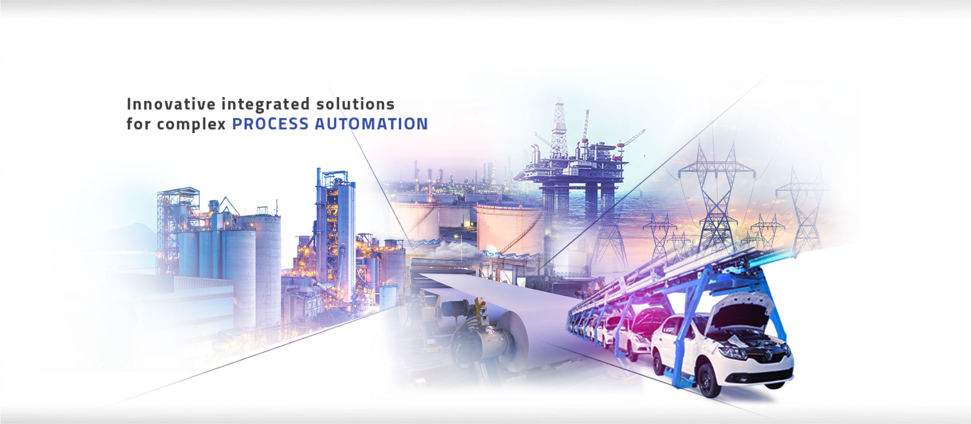 process automation & control solutions in India