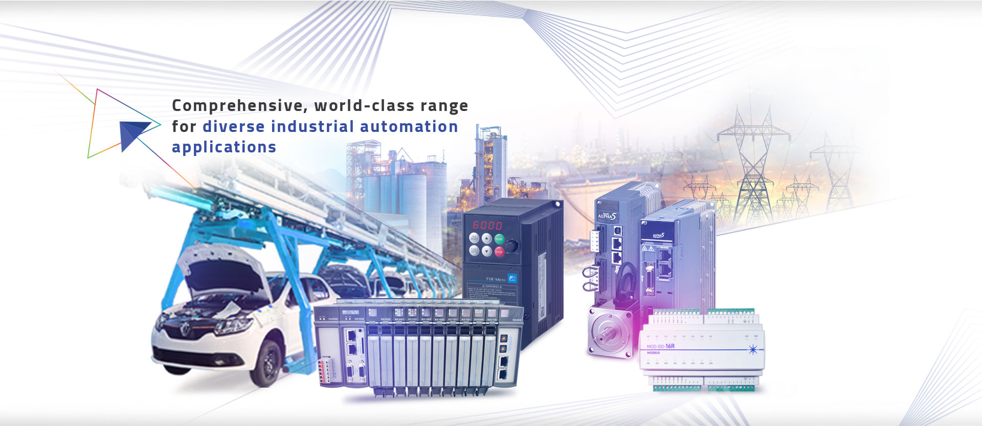 industrial automation & control solutions in India