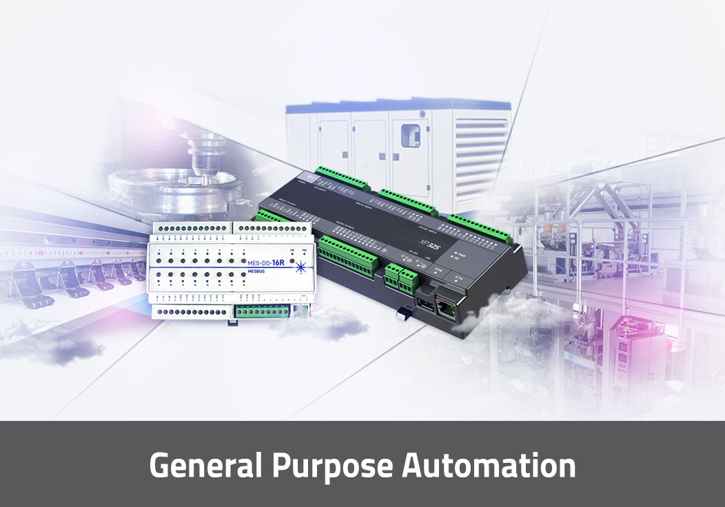 industrial automation & control solutions