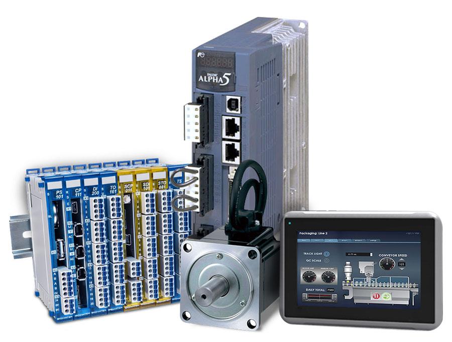 Servo & Motion Control IEC 61131-3